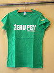 Dámské zelené tričko
