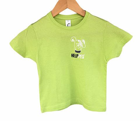 Dětské zelené tričko