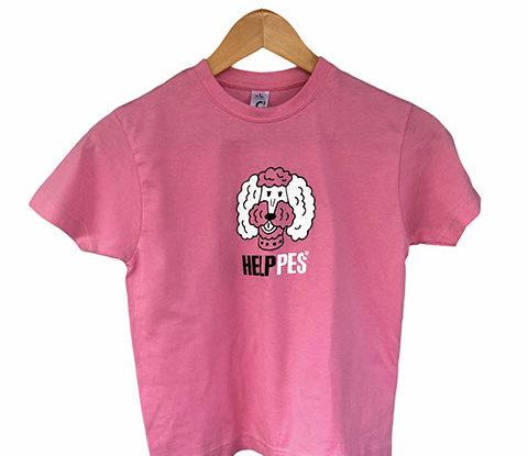 Dětské růžové tričko