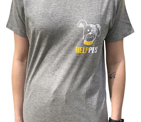 Pánské šedé tričko