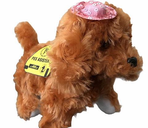 Plyšák-štěkající pes